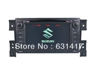"7"" HD Car DVD Player Auto Display Stereo Audio GPS Navigation for Suzuki Grand Vitara (2005-2011) Bluetooth Ipod"