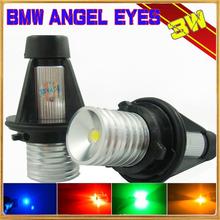 39 E53 E60 E61 E63 E64 E65 E66 E87 3W LED Marker Angel Eye White Light