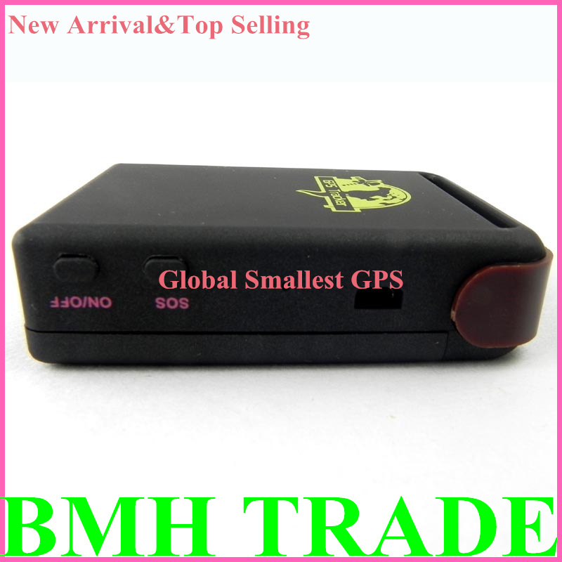 100%Brand New,Top Selling Global Smallest GPS Satellites GPRS GSM Network Tracker Tracking Device Car Vehical,Fast Freeshipping(China (Mainland))
