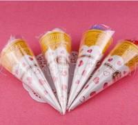 Hot Sales 20CM*20CM Cake towel cake mini ice cream, free shipping