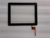 Free shipping touch digitizer glass 9.7 touch screen black