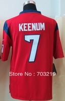 free shipping! wholesale New arrival Texans quarterback #7 Case Keenum Limited Jerseys cheap american football jerseys on sale