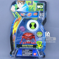 High quality action figure, , Crab smart ben10 suprenergic toy doll dolls model decoration