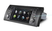 6.2'' touch screen android 4.0 car pc car dvd gps navigation radio wifi for BMW E39 M5 1995-2003 E53 X5  2000-2007