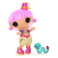 Free shipping Little Pita Mirage doll toy MGA Lalaloopsy Toy PVC girls Doll toys for children's Christmas gift 20cm height