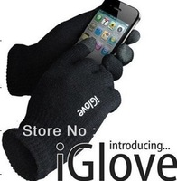 240pair/lot iglove capacitive screen touch gloves with retail package