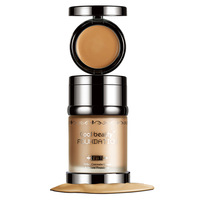 Satin foundation liquid concealer cream isolation moisturizing brighten concealer makeup bare freckle removing