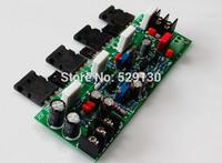 differential circuit reference KSA100 discrete tube amplifier 2SA1943 2SC5200 mono amplifier board Free Shipping