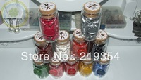Custom Bottled Colorful Sealing Wax Grain For Wax Seal Stamp