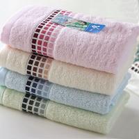 Vosges bamboo fibre towel bath towel set soft jy-9030f waste-absorbing antibacterial