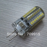 4W 3014 SMD  Warm white/white LED G4 Bulb Lamp High Lumen Energy Saving Ac220-240V Free Shipping 1pcs/lot