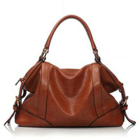 BUENO 2013 hot wholesale fashion shoulder bag vintage messenger bags women's handbag HL1219