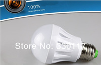 100pcs/lot led bulb lamp High brightness E27 B22 3W/5W/7W 2835SMD Cold white/warm white AC220V-240V Free shipping
