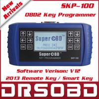 Super OBD SKP100 Key Programmer Free online update Hand-Held OBD2 SKP-100 Programming Remote and Smart Keys SKP 100