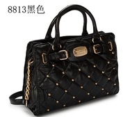 2013 new fashion famous brand design michael bag michaels handbag for women michael plaid messenger bag free shipping hot sale