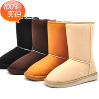 Factory Direct 5825 en color in the tube snow boots warm cotton boots women boots wholesale quantities