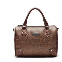 Female bags vintage fashion ladies handbag pu leather london designer women cross western style messenger bag YHZ50544