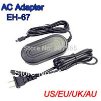 AC Adapter EH-67 EH 67 for Nikon Coolpix L820 L810 L320 L310 L120 L105 L100 P6000 Adaptador Adaptor