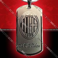 Memorial supplies quality steel metal keychain