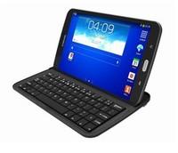 "Original Brand Portable Mental Aluminium Ultra Thin Mute Wireless Bluetooth ABS Keyboard For Samsung Galaxy Tab 3 8"" T310 T311"