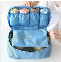 Multifunctional travel panties underwear bra finishing bag travel storage bag  DX