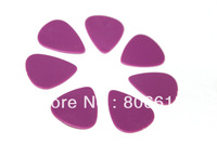 1.14mm Purple Standard DELRIN Guitar Picks Plectrum Blank Purity Without Logo