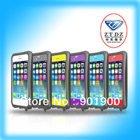 Free Shipping! Best Christmas gift - waterproof case for iphone5s PG-I5056