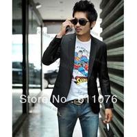 Newest Mens slim fit Jacket casual Suits Blazers fashion Business Blazer Coat Button suit men Formal suit jacket Wholesale 18516