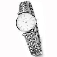 Watch ultra-thin women's fashion watch stainless steel waterproof quartz watch fashion watches women's