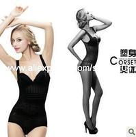 Magic Slimming Underwear Women Bodysuit Wholebody Ladies Summer Shaping Shaper Size:S,M,L,XL,XXL Free shipping Spring