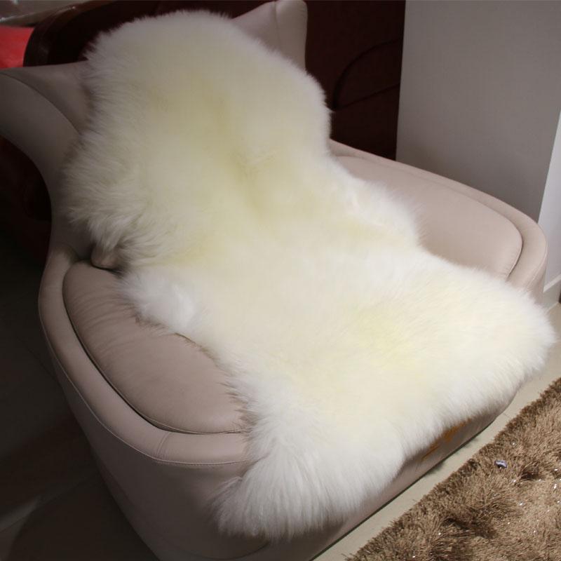 Achetez en gros couverture en peau de mouton en ligne for Moquette pure laine