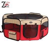 FREE SHIPPING! Zeze dog cage dog fence pet nest kennel8 dog tent folding pet tent