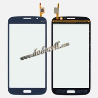 Touch Screen Digitizer Glass For Samsung Galaxy Mega 5.8 i9150 | Duos i9152 black and white color with logo Free ship