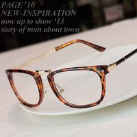 Fashion Eyeglasses Frames Vintage Glasses Frame Myopia Glasses Frame New Arrival Women Decorative Glasses Free Shipping