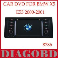 Windows CE Version for BMW E53 2000-2001 Car DVD Player with GPS RDS radio bluetooth car dvd