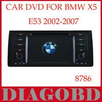 Windows CE Version for BMW E53 2002-2007 Car DVD Player with GPS RDS radio bluetooth car dvd