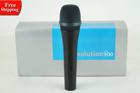 New production!! Top Quality Dynamic super-cardioid professional wire microphone E945 switchless microfone Free Shipping