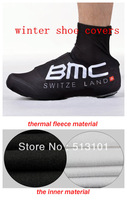 new arrival thermal fleece shoe cover cycling team BMC all in stock free shipping