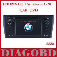 Windows CE Version for BMW E88 1 Series 2004-2012 Convertibl Car DVD Player with GPS RDS radio bluetooth car dvd