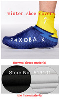 BANK model thermal fleece material cycling shoe cover new arrival winter cycling shoe cover 2013 all in stock free shipping