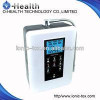 Alkaline water Ionizer machine energy drink best alkaline water machine, 5 plates without heating function