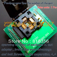 ADP-CY37064-Q44 Programmer adapter  for ALL-11 Programmer adapter  TQFP44/QFP44 adapter