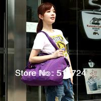 Waterproof women's handbag nappy bag casual bag shoulder bag large capacity travel bag