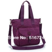 Handbag one shoulder women's cross-body bag large capacity nappy bag paragraph waterproof water wash nylon bag