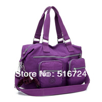 Commercial women's handbag messenger bag casual bag waterproof nylon water wash bags