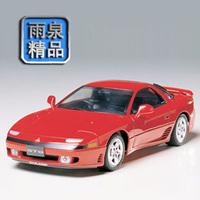 Assembling car model tamiya 24108 MITSUBISHI gto twin turbo