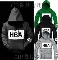 Hot 2014 Hood by air Spring Winter Pyrex hba hoody Pullover Sweatshirt Thin Thick Warm Outerwear Jacket Men's blouses hoodies