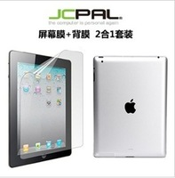 The new jcpal  for apple    for ipad   2 3 mini wifi 3g screen membrane back film before and after the membrane *p7