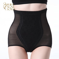 Super-elevation 2013 waist postpartum abdomen drawing butt-lifting body shaping slimming female triangle body shaping panties