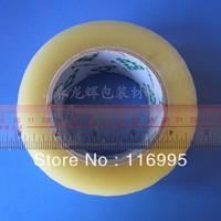 Free shipping 3pcs Viscosity transparent sealing tape / wholesale 5.5cm thick 2CM / sealing tape